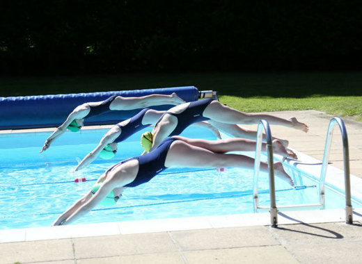24. Swimming